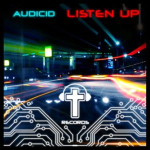 GodsDJs website - Listen Up