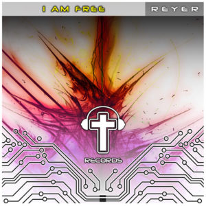 GodsDJs website - I Am Free